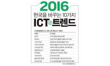 핀테크·빅데이터 '2016년 한국을 바꾸는 ICT 트렌드' 선정