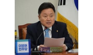 """최인호 """"경기도, 무자격자 119대원 20명 편성"""""""