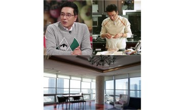 '살림하는 남자들' 김승우, 방송 최초 김남주와의 러브 하우스 전격 공개