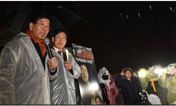 """박원순 """"대통령 탄핵은 국회의 의무…주권자 국민이 이긴다"""""""