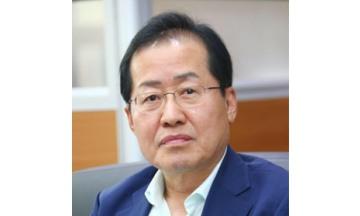 """한국당 당권경쟁 내홍... 홍준표 """"바퀴벌레"""" vs 홍문종 """"낮술 했나"""""""