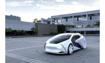 [CES 2017] 자동차와 운전자의 소통시대 열리다...도요타 인공지능 탑재 자동차 愛(아이) 공개