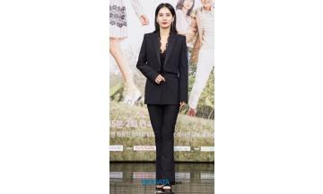 [BIG포토] 정혜영, 올 블랙 시크