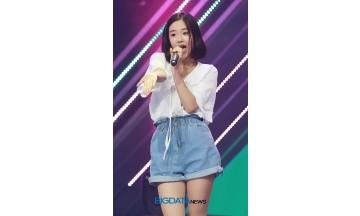 [BIG포토] 버스터즈 채연, 오빠팬들 심쿵시키는 미모 (쇼 챔피언)