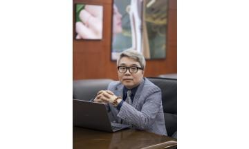 """한승수 신성스마트 대표 """"온라인 新플랫폼 통해 주얼리계 '아마존' 꿈꾼다"""""""