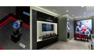 스위스시계 브랜드 '튜더', 신세계백화점 강남점 통해 국내 첫 론칭