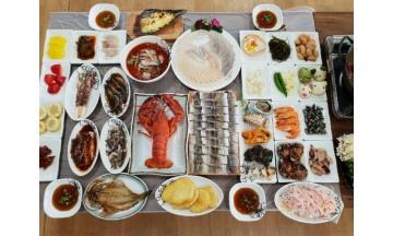 여수맛집 돌산 '진남횟집', 하모샤브샤브와 물회로 여수의 맛 선보여