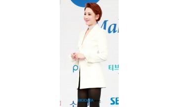 [BIG포토] 서인영, 포토월 밝히는 환한 미소 (2018 소리바다 어워즈)