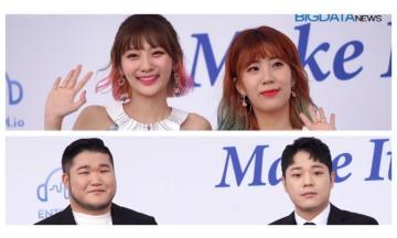 [BIG영상][4K] 볼빨간사춘기-길구봉구 '2018 소리바다 베스트 케이뮤직 어워즈' 블루카펫 현장
