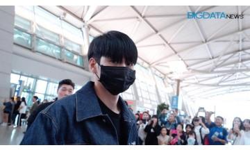 [BIG영상][4K] 워너원(Wanna One) 옹비드 오늘 까리하네!, 옹성우 인천공항 출국 현장
