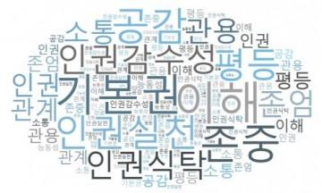 서울시, 인권감수성 향상을 위한 인권교육 프로그램 '인권식탁' 운영