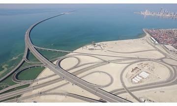 현대건설, 쿠웨이트 걸프만에 바닷길 36.1km 수놓다