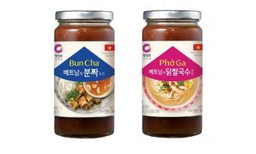 대상(주) 청정원, 아시안쿠킹 소스 시리즈 신제품 '베트남 소스' 2종 출시