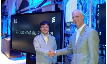KT, 에릭슨·노키아와 협력 5G 커버리지 확대… 28GHz 기술개발 가속