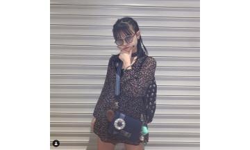 HKT48 무라카와 비비안, 후쿠오카를 빛내는 귀여운 요정...'패션 센스마저 뛰어나'