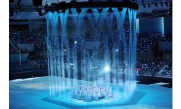 2019 광주세계수영선수권대회 개막... 5천명 질서정연하게 관람