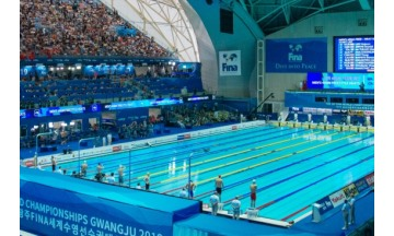 광주세계수영대회, 경영·하이다이빙 시작…본격 금빛 물살 가른다