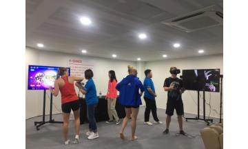 광주세계수영대회, 남부대·선수촌에 지역생산 문화콘텐츠 'ICT체험관' 운영