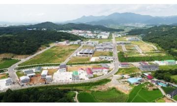 담양군, 기업하기 좋은 곳 입소문... 에코하이테크 담양산업단지 분양 활기
