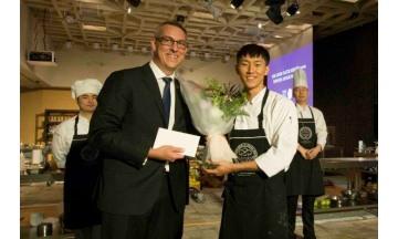 하얏트 호텔, 더 굿 테이스트 시리즈 한국 지역 우승자는 '장병덕 셰프'