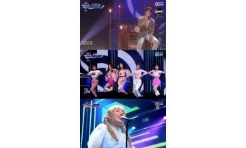 'DDD' 솔로 데뷔 무대를 가졌다