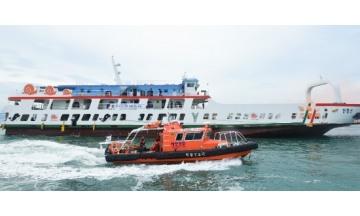 완도해경, 해양교통안전공단과 합동 수난대비 훈련 실시