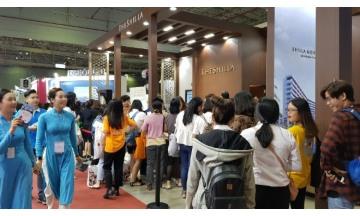 호텔신라, 다낭 신라모노그램 그랜드 오픈 앞두고 호치민 국제관광엑스포 참가
