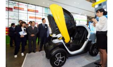 르노삼성자동차, 2019 국제환경·에너지산업전 참가 진행