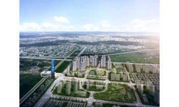 포스코건설, 평택 '지제역 더샵 센트럴시티' 견본주택 개관