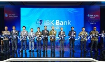 IBK기업은행, 인도네시아 은행 공식 출범