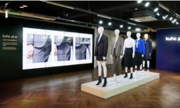 삼성물산 패션, '구호플러스' 첫 팝업 스토어 도산 오픈