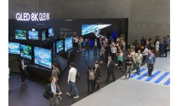 삼성전자 QLED TV 누적 판매량 540만대 훌쩍…여의도 면적 2배 크기 팔렸다