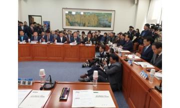 김준성 영광군수, 국고사업비 확보 위해 국회 방문...정당 차원 협조·지원 요청