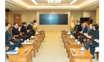 광주광역시·녹색성장위원회, 에너지·환경문제 협력방안 논의...자치단체 첫 현장 방문