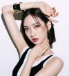 '펜트하우스'  배우 한지현, 레드 립부터 스모키 아이