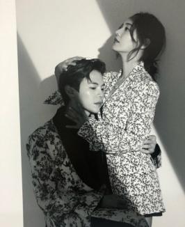 펜트하우스3 앞두고 오윤희X로건리, 파격적인 B컷 공개