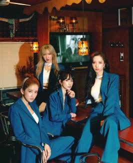 설아-엑시-보나-은서, 우주소녀 더 블랙으로 뽐낼 반전 매력의 정석 '일문일답 공개'