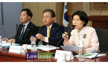 """백혜련 """"군인, 청소년 대상 성범죄 5년간 250건…처벌 강화"""""""
