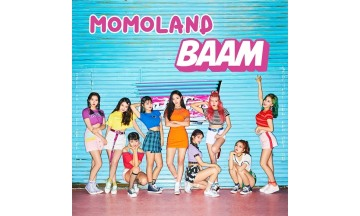 'BAAM'은 가온 소셜차트 1위, '뿜뿜'은 글로벌 인기 입증....걸그룹 모모랜드 '잘나가네'