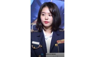 김소혜, 무보정에도 빛나는 청순 비주얼