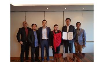 TPLUS ICT NETWORK·필리핀경제청 '업무협약(MOU) 체결'