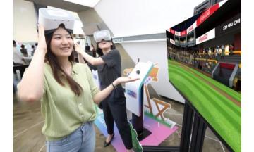 KT '5G 시대 맞아 이젠 광고도 VR'…가상현실 광고 시장 출사표