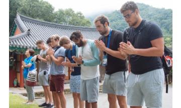 광주세계수영대회, 외국선수단 위한 전통문화체험 마련