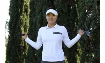 LG전자, 여자골프 세계랭킹 1위 고진영 선수 3년간 공식 후원
