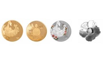 우리은행, 유관순 열사 추념 메달 판매