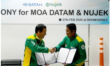 데이탐, 모바일 운송 플랫폼 글로벌 시장 공략...인도네시아 시장 먼저