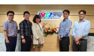 HOM컴퍼니, 베트남 국영방송 업무협약 체결 … K콘텐츠 전파