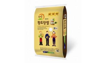무안군, 황토랑쌀, 전남 10대 브랜드 11년 연속 선정