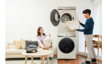 삼성전자, 삼성 그랑데 AI 건조기·세탁기 출시 4달만에 15만대 판매