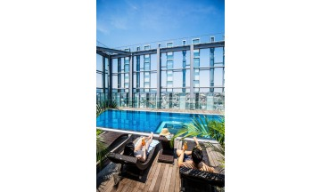 노보텔 앰배서더 동대문, 투숙안해도 수영장 이용 가능한 '스윔 앤 다인 패키지' 출시